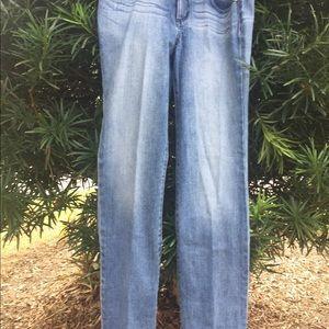 Tory Burch denim jeans SZ 31 straight leg